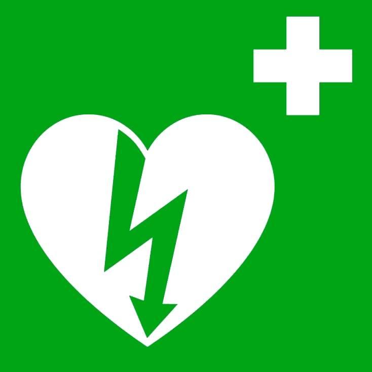 piktogram AED