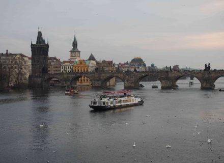 Geoskořápky 2018 aneb jeden den v Praze