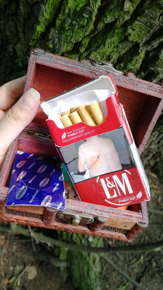 cigarety kondom
