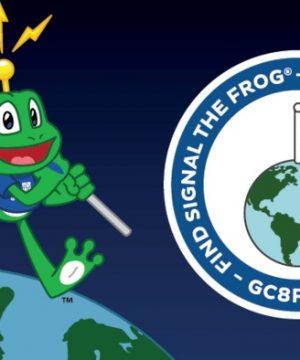 Najdi v roce 2020 žabáka Signála