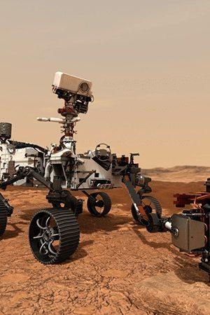 Geocaching míří na Mars